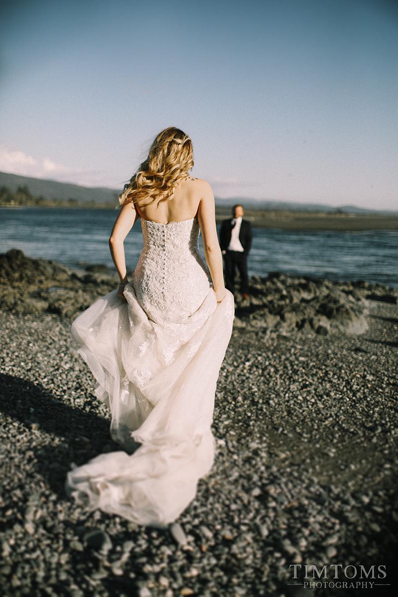 Pacific Northwest Oregon Coast Redwoods Wedding Photographer