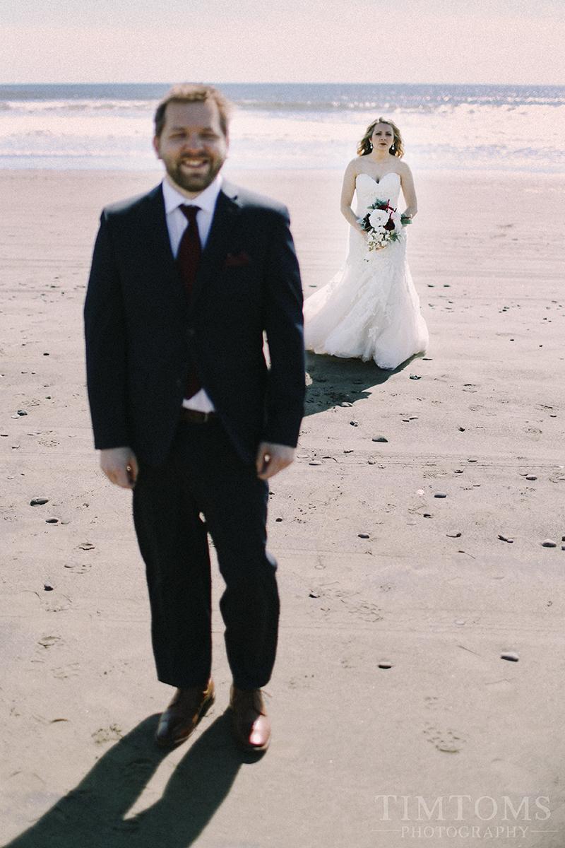 Northern California Coast Redwoods Wedding Photographer