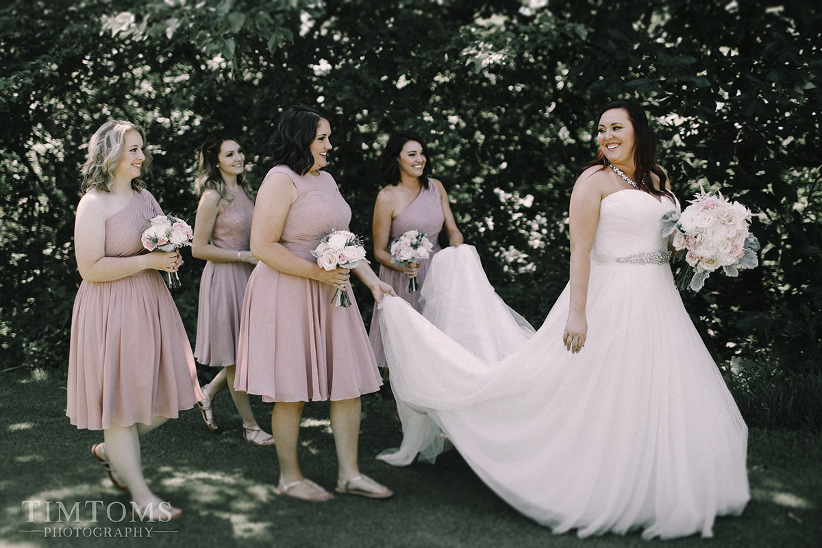 kansas city bridesmaids