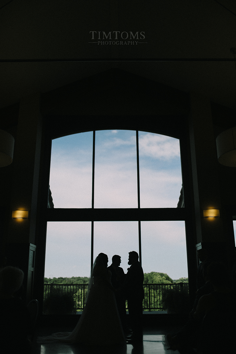 ironhorse golf club wedding