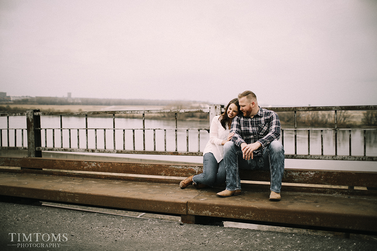 kc engagement photography session
