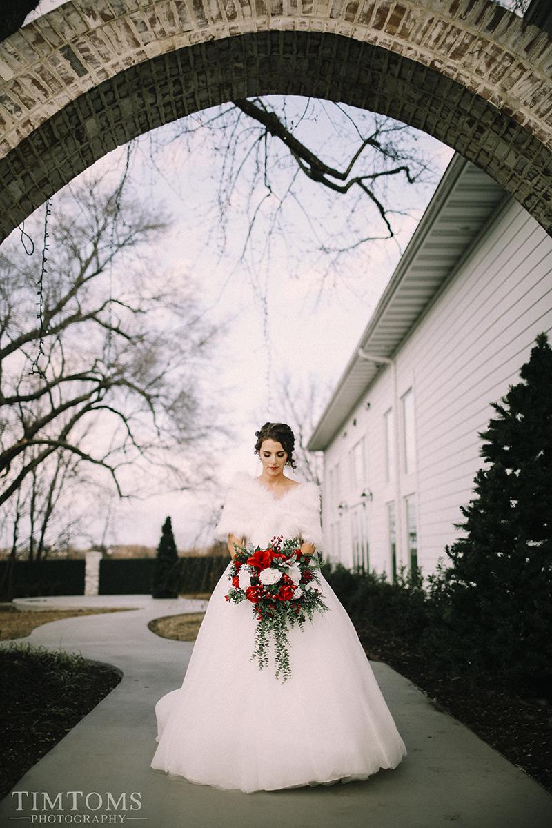 ballroom on i street wedding bentonville arkansas