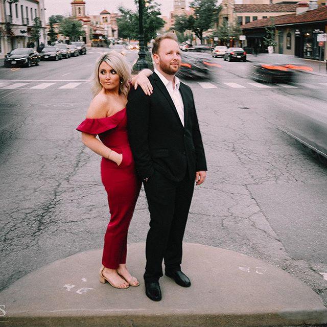 Olivia+Eric • KCMO •. Engagement