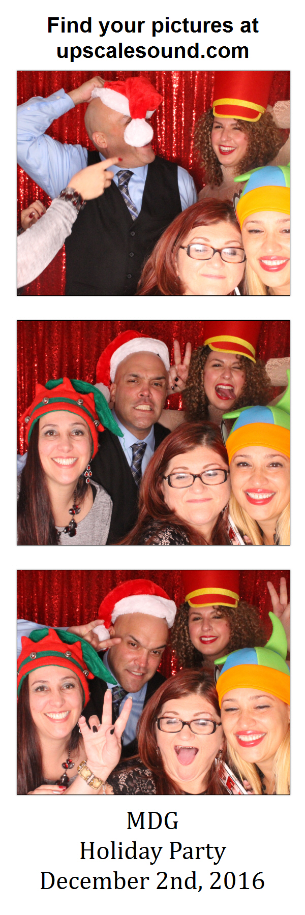 MDG Holiday Party