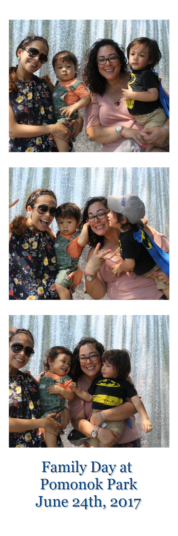 Family Day at Pomonok Park