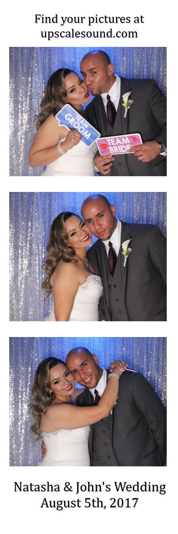 Natasha & John's Wedding