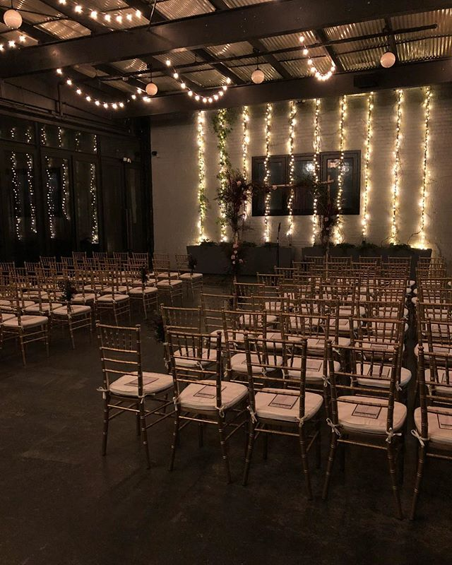 New York winter wedding at @501union #upscalesound