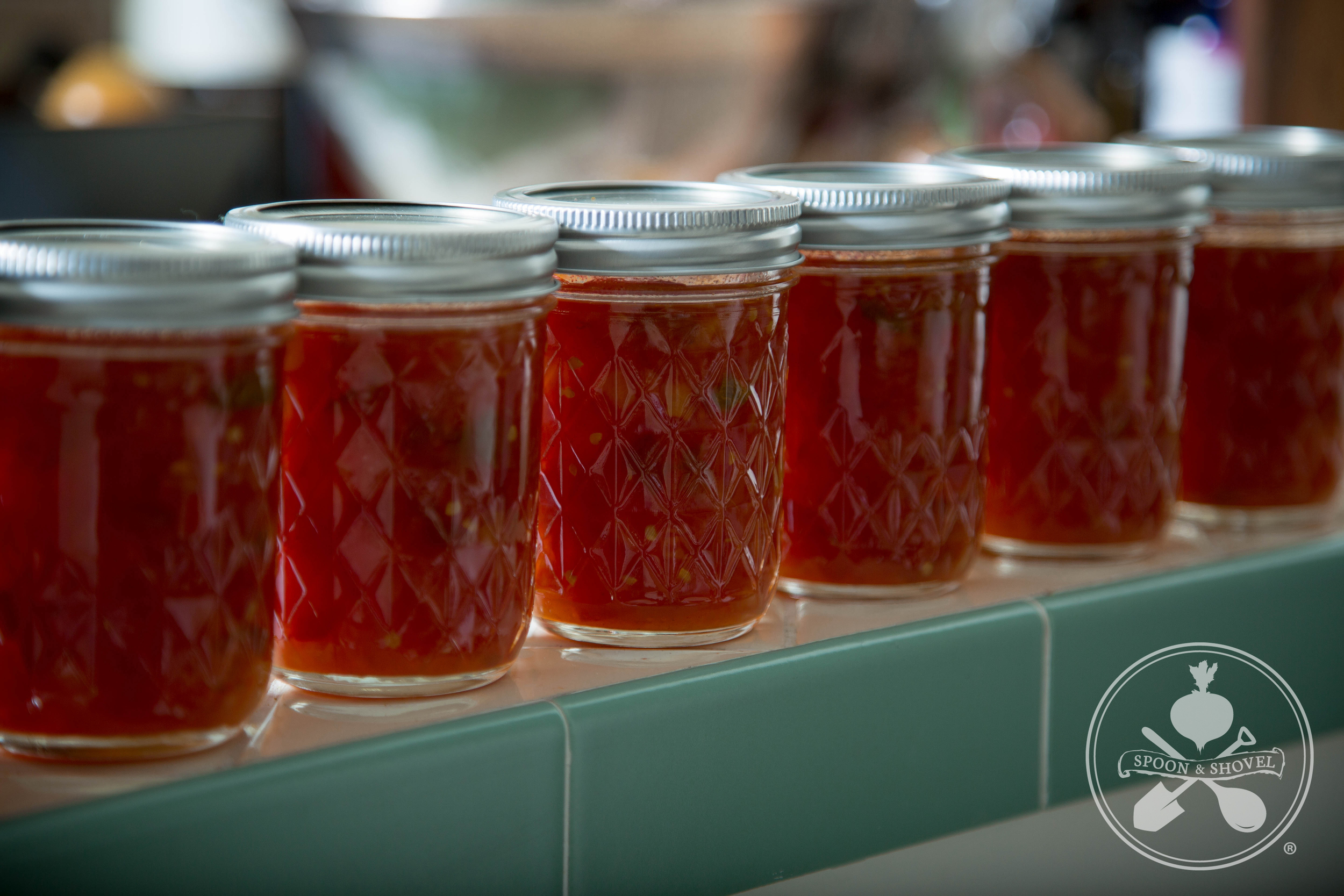 Sweet & hot pepper relish from The Spoon + Shovel