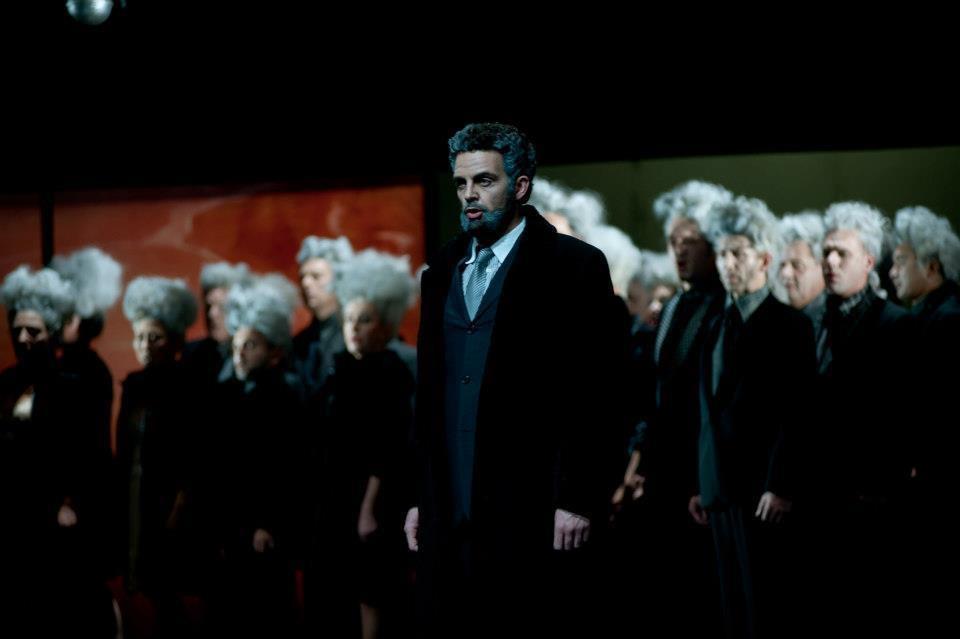Giorgio Germont - La Traviata