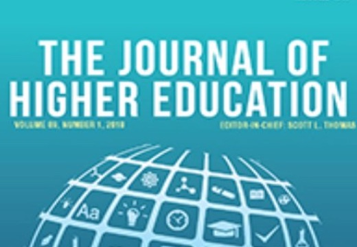 """Engaging with Difference Matters: Longitudinal Student Outcomes of Co-Curricular Service-Learning Programs"" by by Cheryl Keen and Kelly Hall.   Click  for copy."