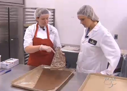 Vermont Chocolate Job