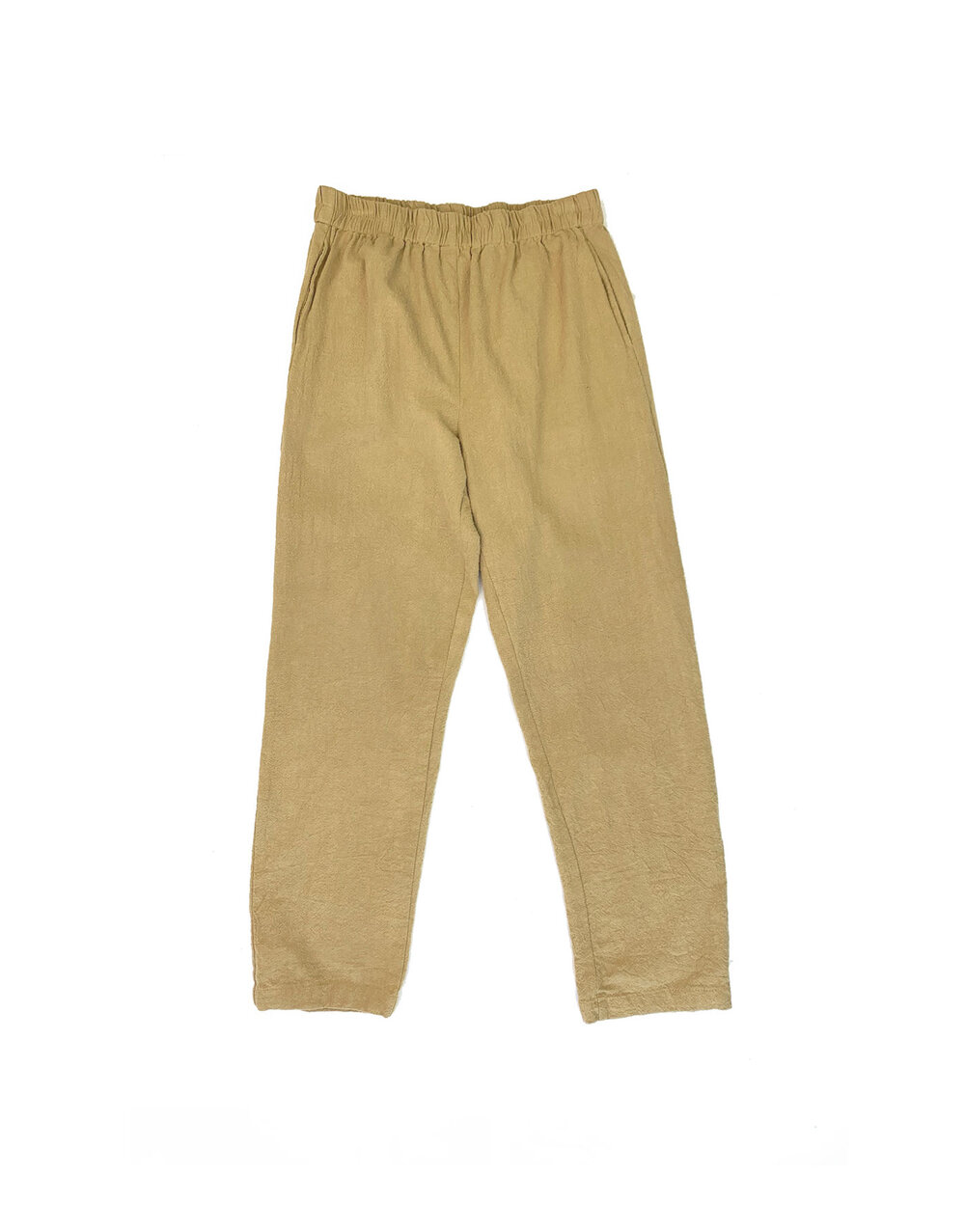 Lounger Pants in Ochre