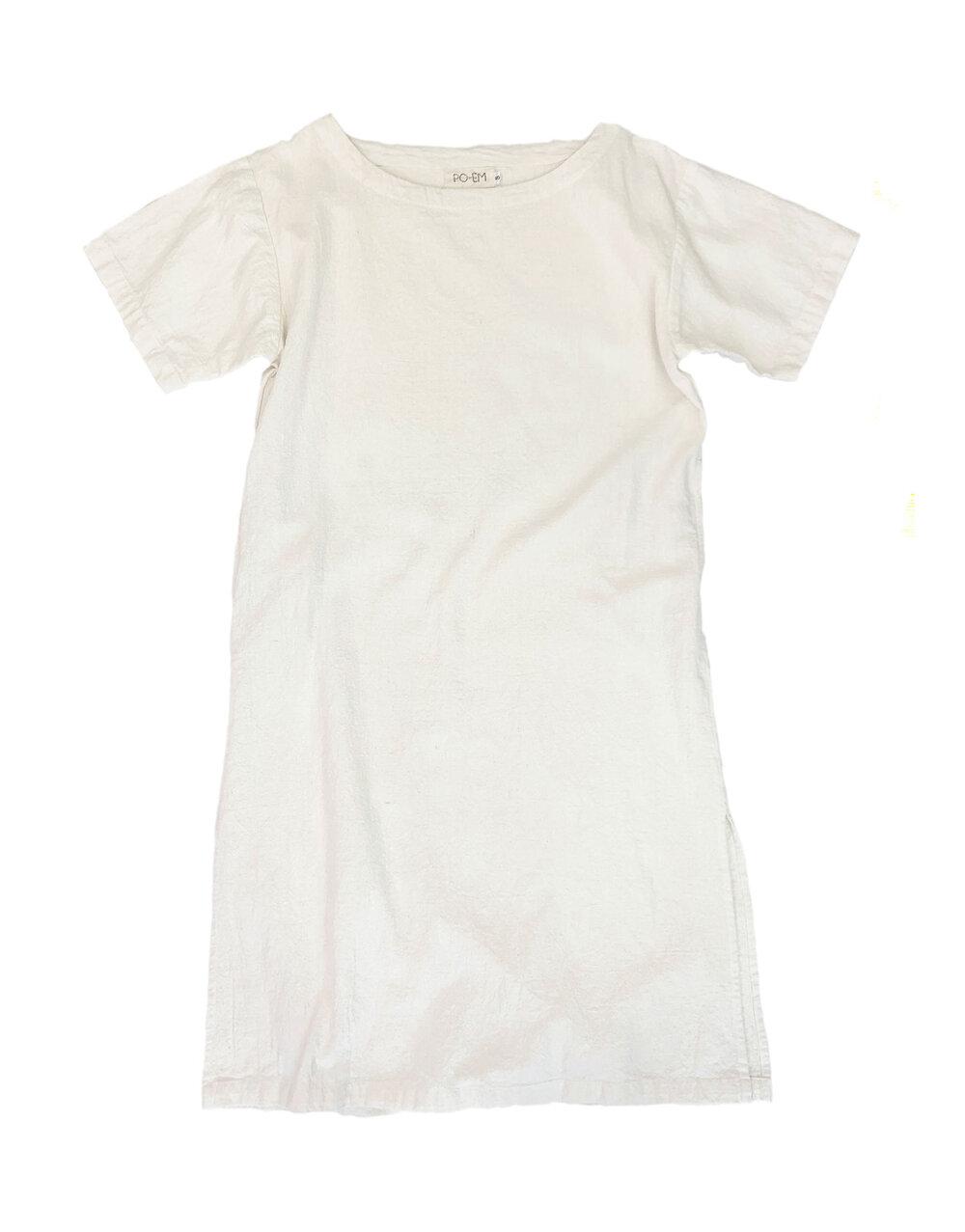 Shammy Dress in Foam
