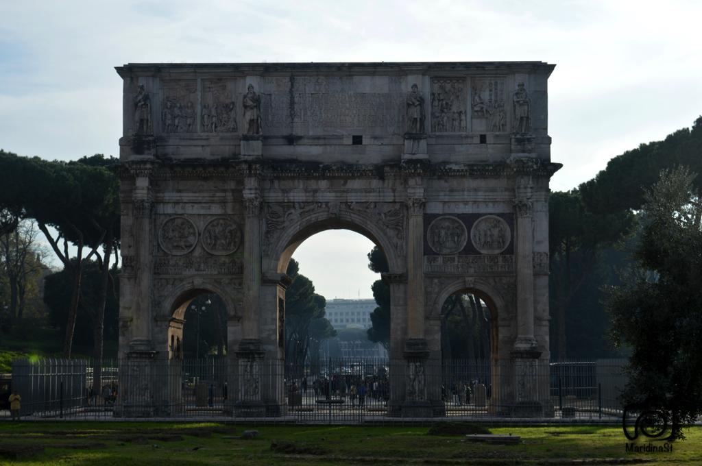 Rome, Italy 2014
