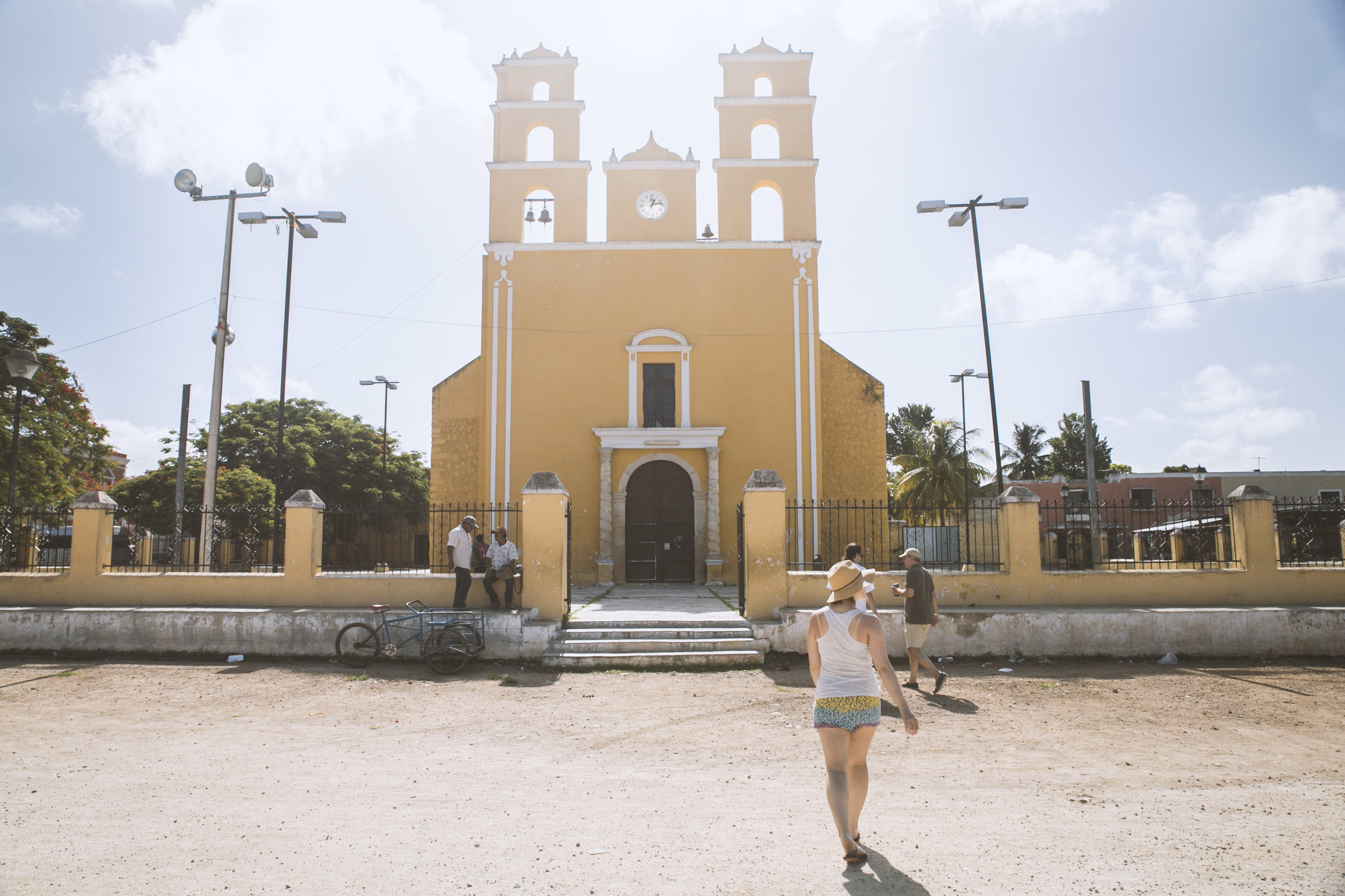 Acanceh, Yucatán.