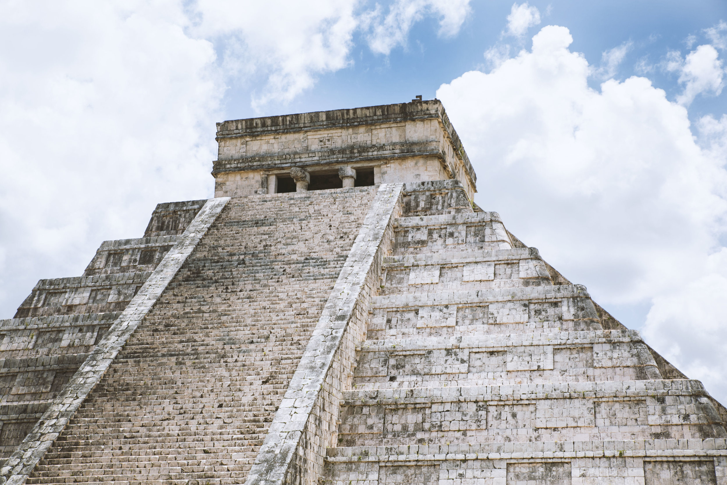 Chichen Itza Archeological Site, Yucatán.