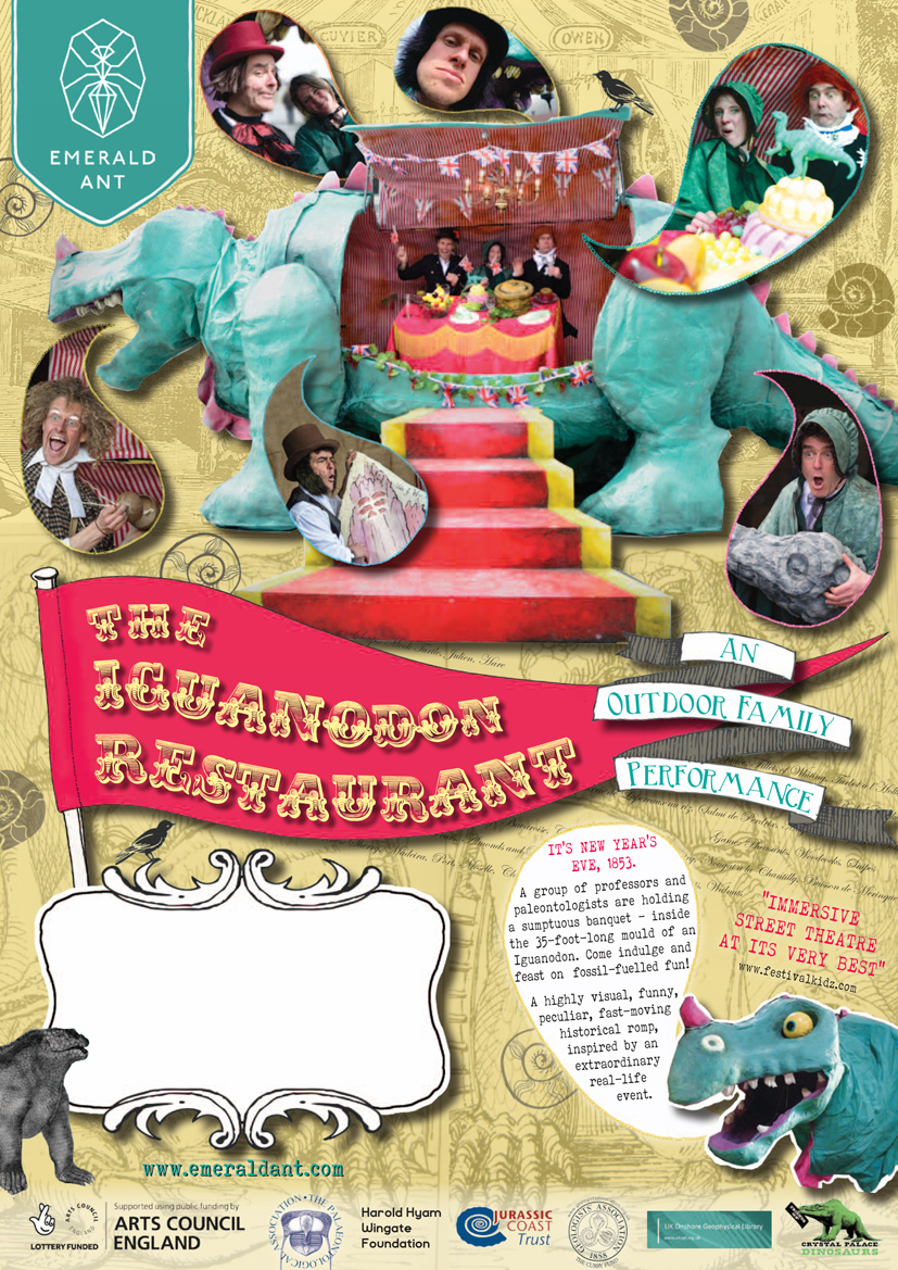 The Iguanodon Restaurant