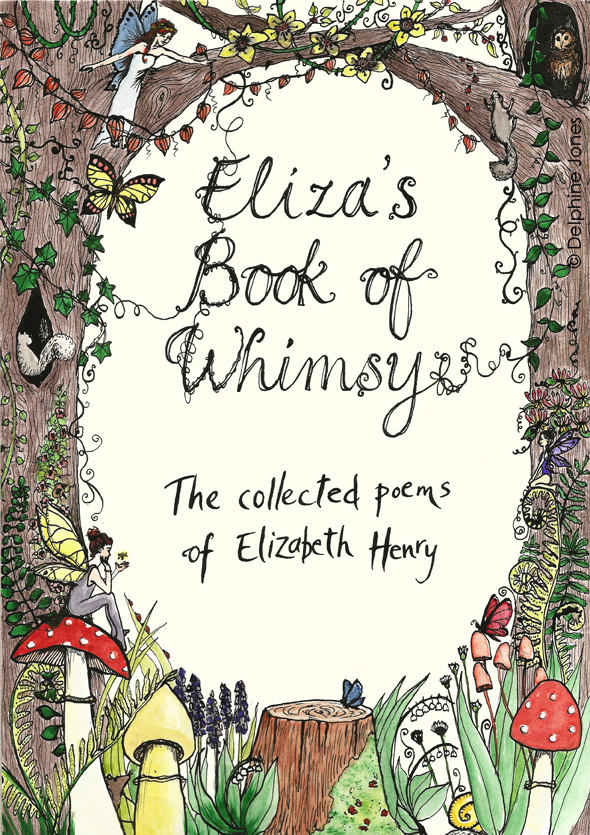 Eliza's Book of Whimsy - cover
