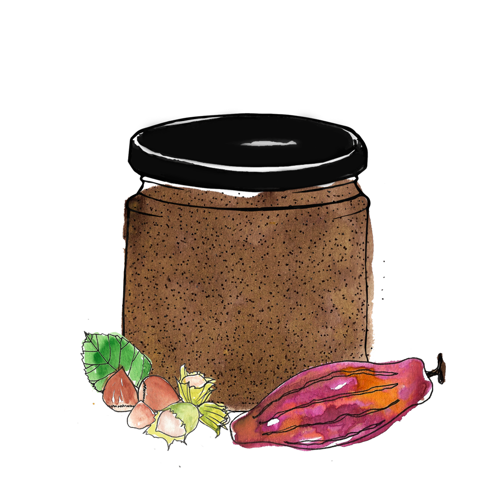 Hazelnut & Cacao Butter