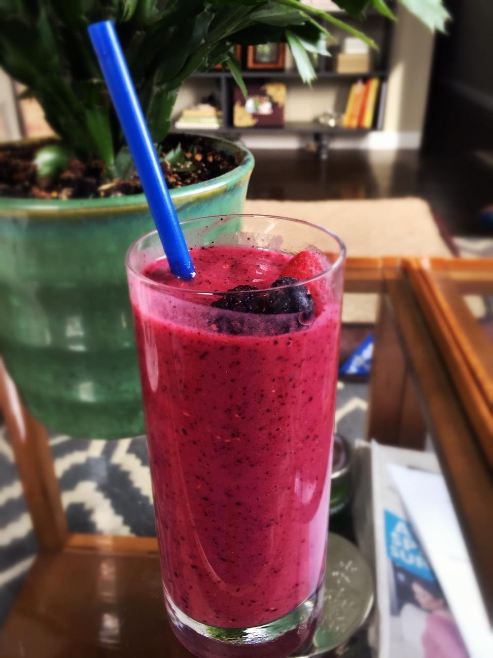 Very Berry Smoothie