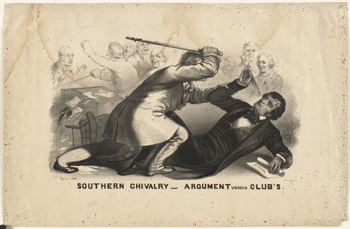 Southern chivalry - argument versus club's