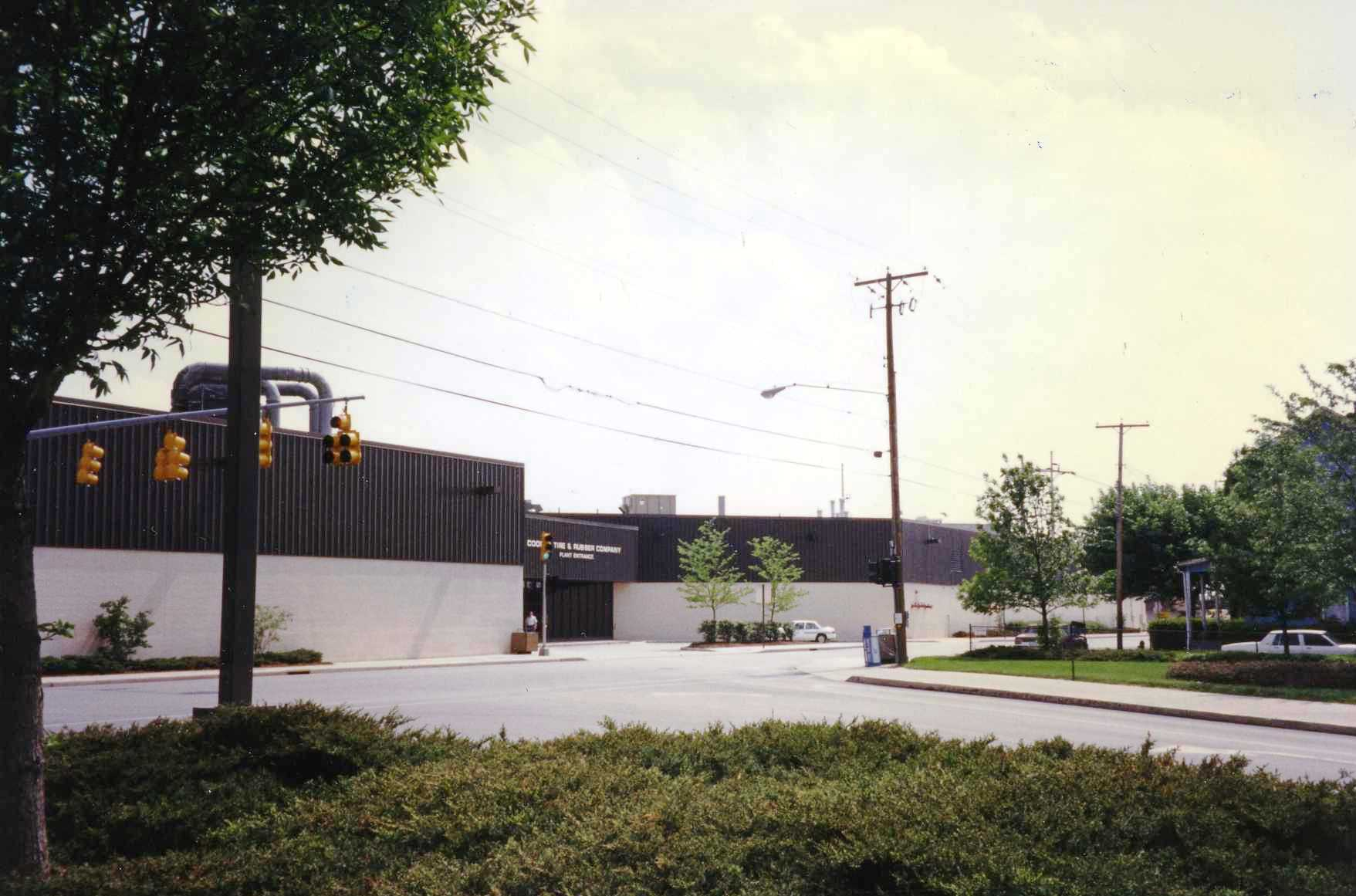 1990 Cooper Plant Entrance.jpg