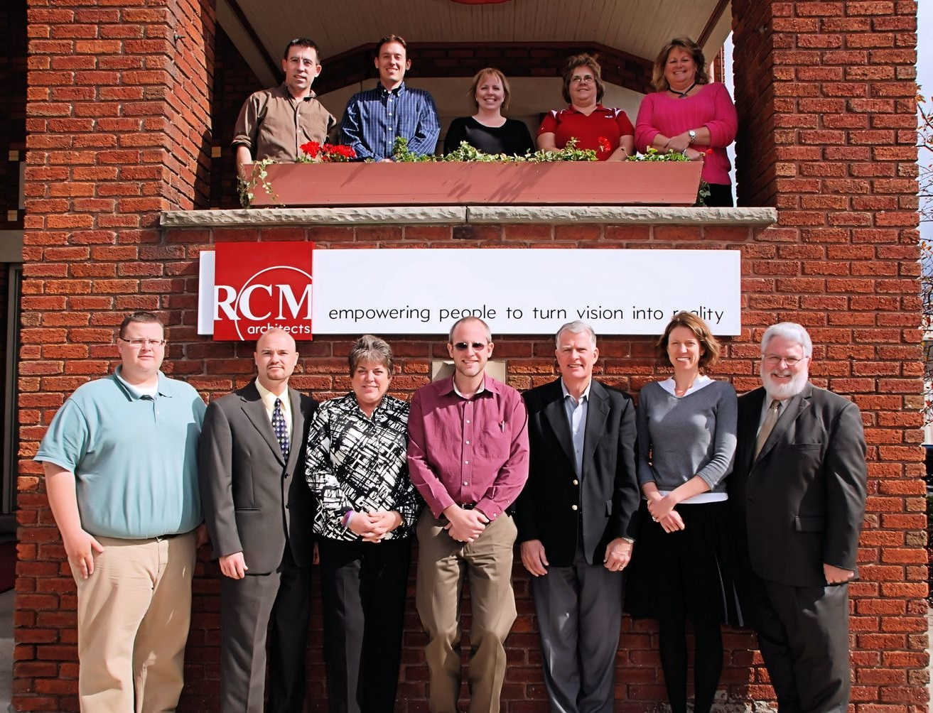www.rcmarchitects.com - 50th anniversary (3) - rcm group photo 2012