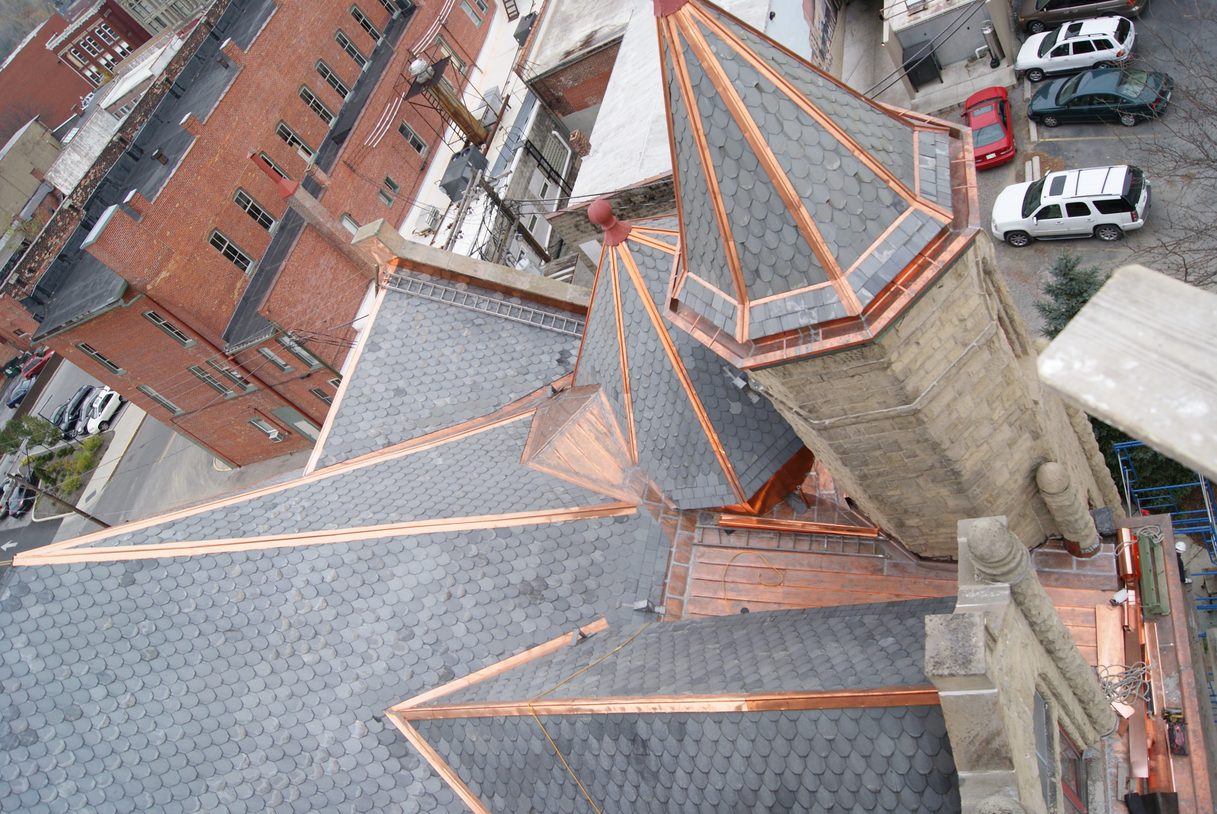 St. Andrew's Roof Renovations