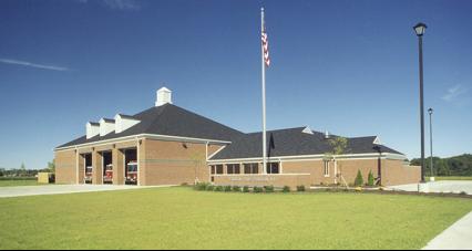 Fire Station #4 and Training Facility, Findlay, Ohio