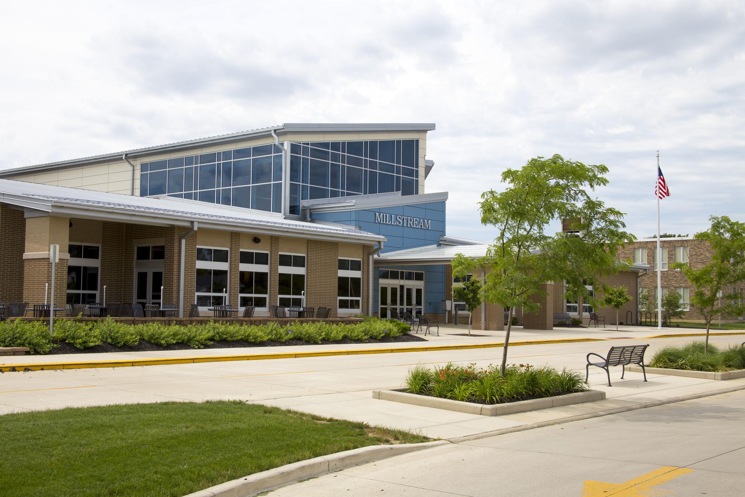 www.rcmarchitects.com - findlay city schools: millstream career center (1)