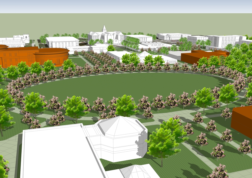 www.rcmarchitects.com - vision (3) university of findlay master plan