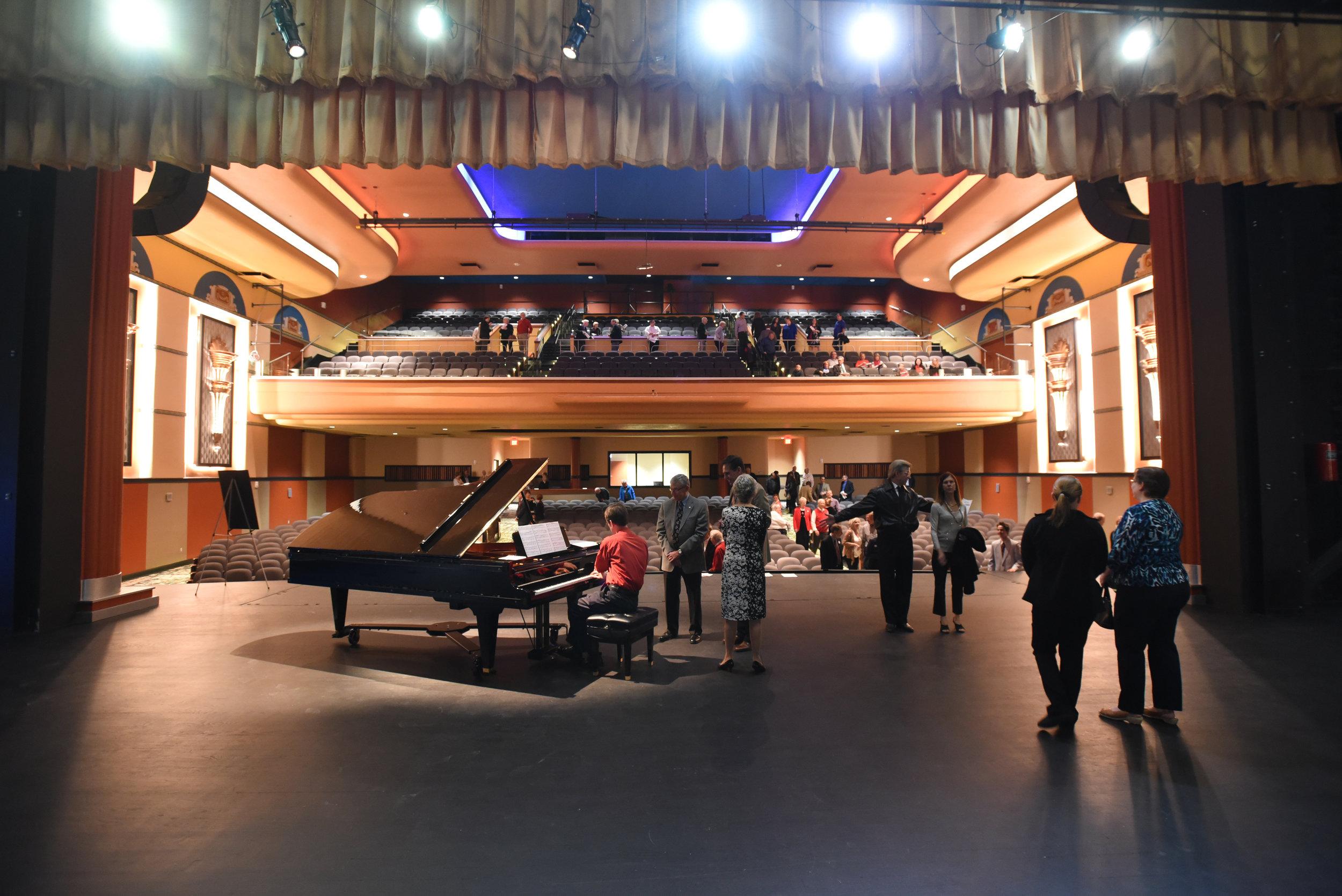 Marathon Center for Preforming Arts, Findlay
