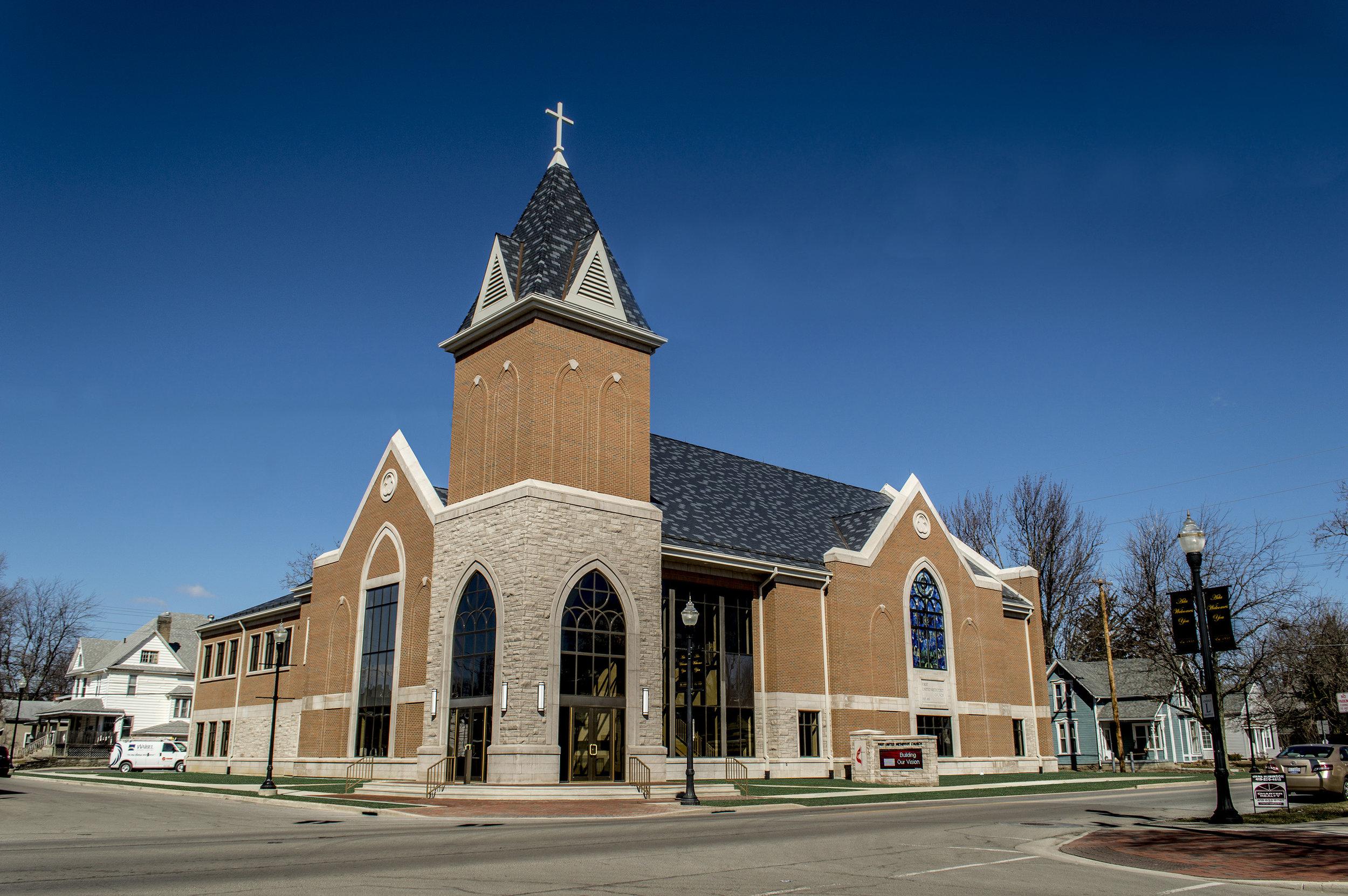 First United Methodist Church, Ada