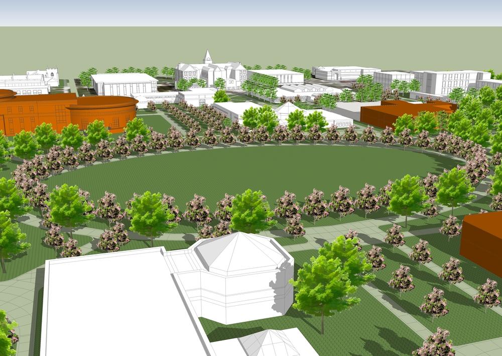 Campus Master Plan, University of Findlay