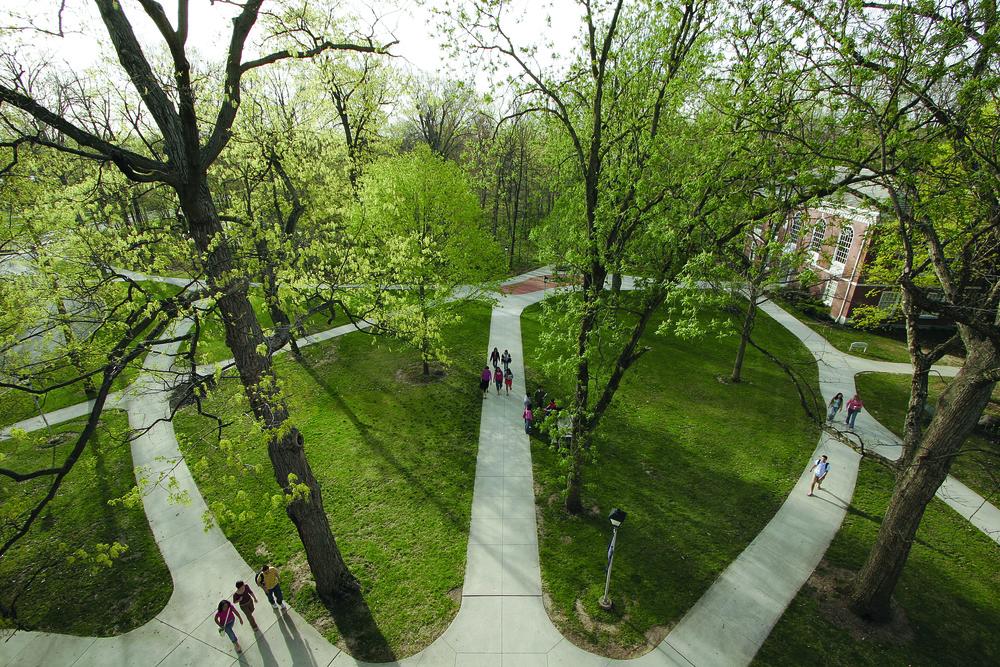 Campus Master Plan, Bluffton University