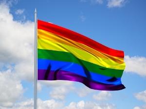 Happy Pride Weekend! (Stock photo)