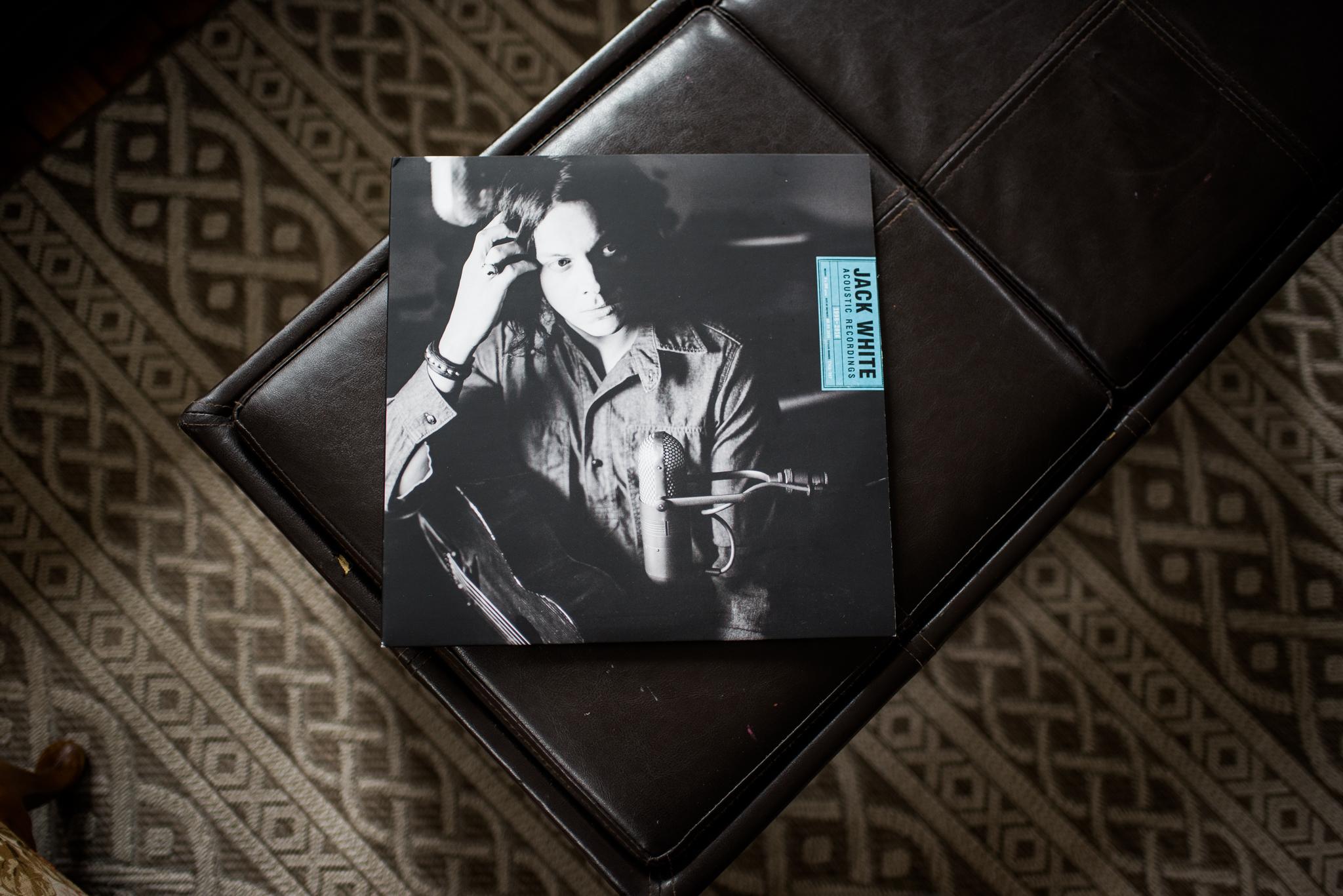 Jack white on vinyl