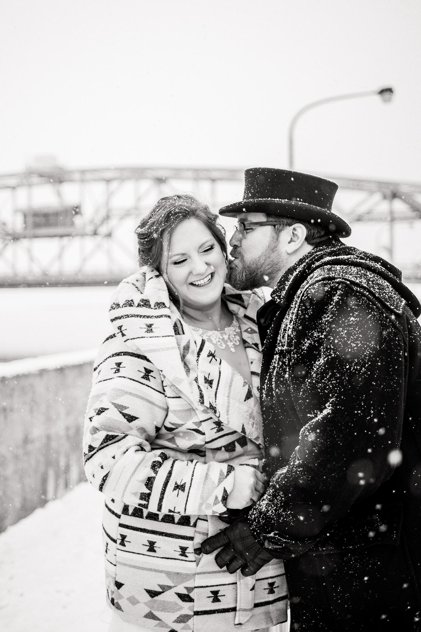life bridge wedding