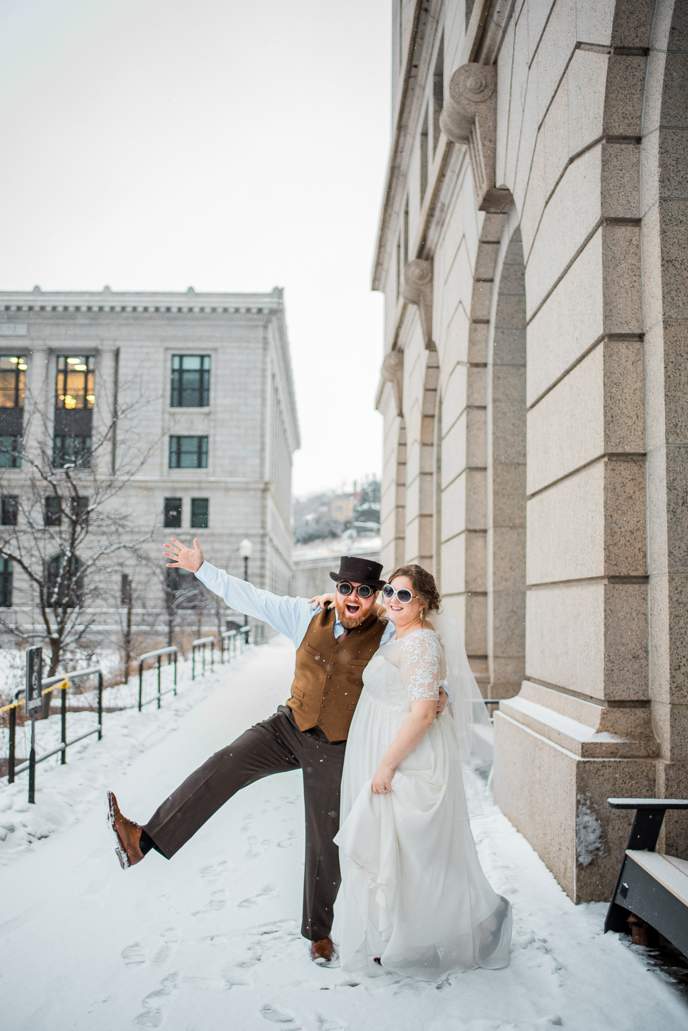 Duluth MN Courthouse elope