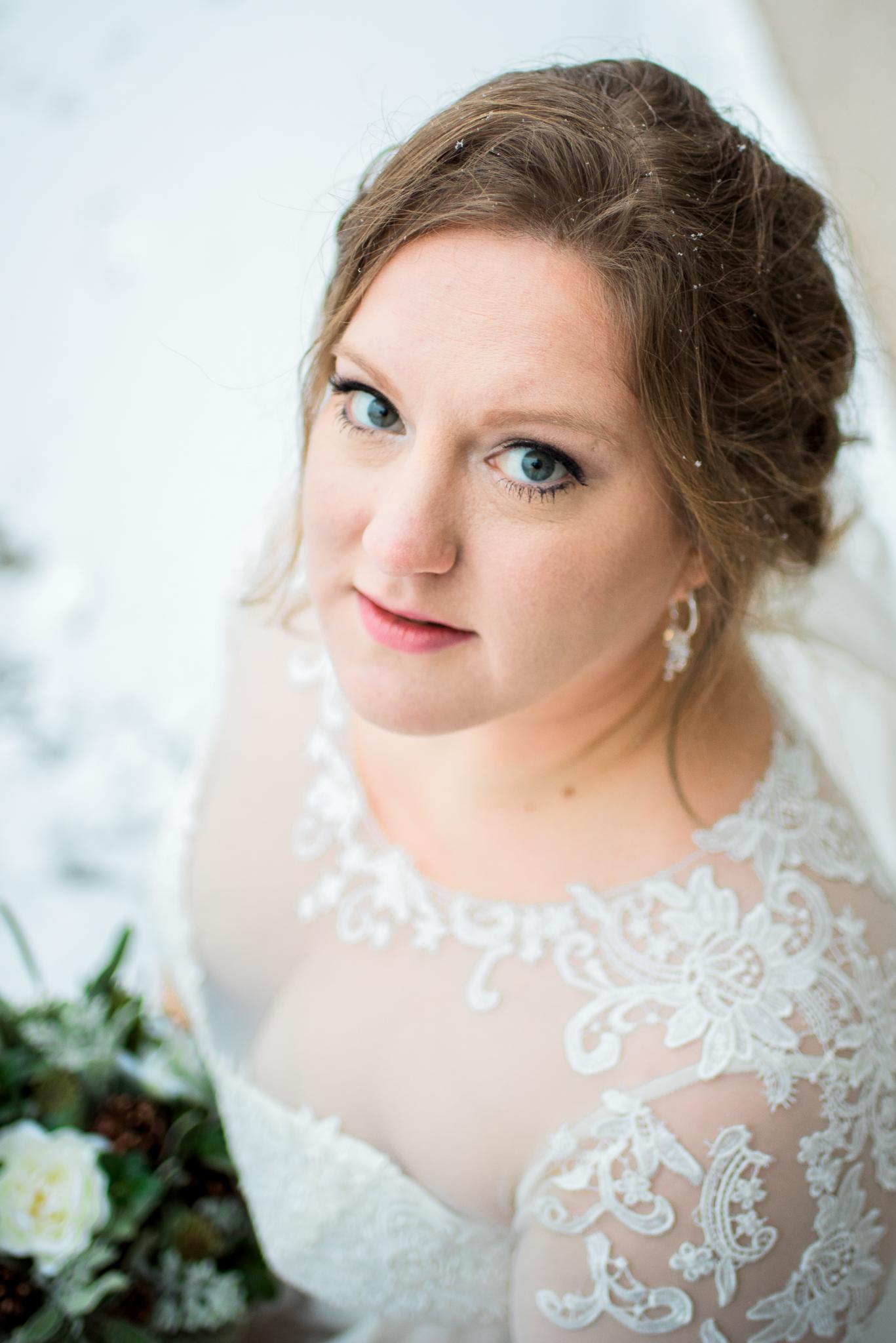 small wedding photographer