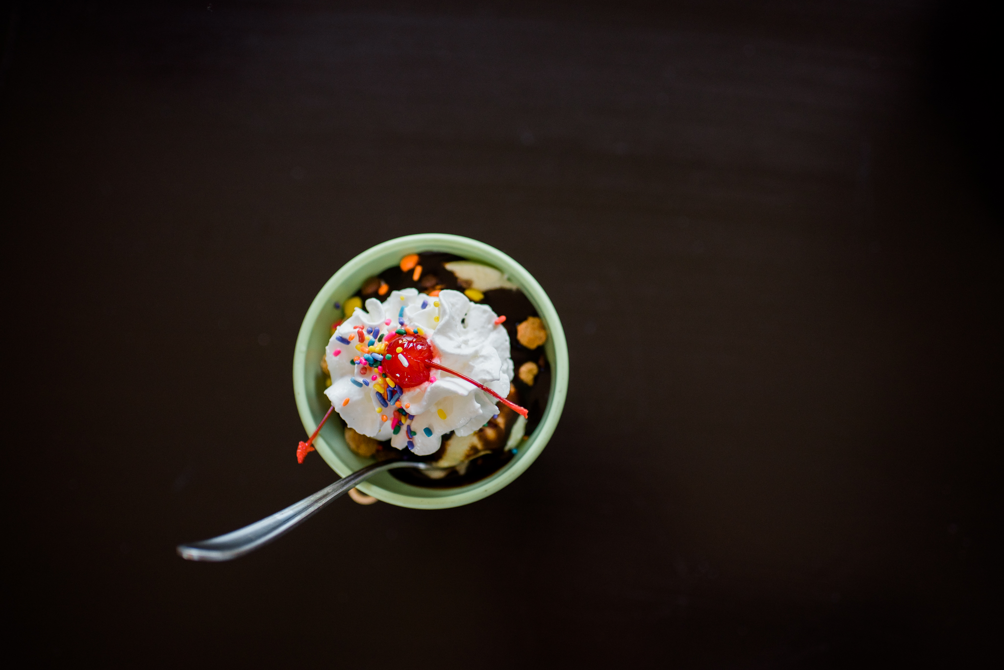 ice cream sundaes family lifestyle session