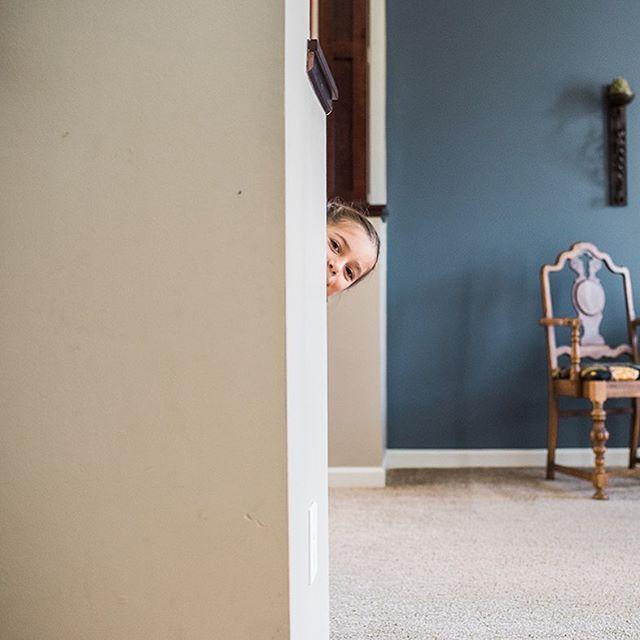 Peek-a  #candidchildhood #letthekids #thefamilynarrative