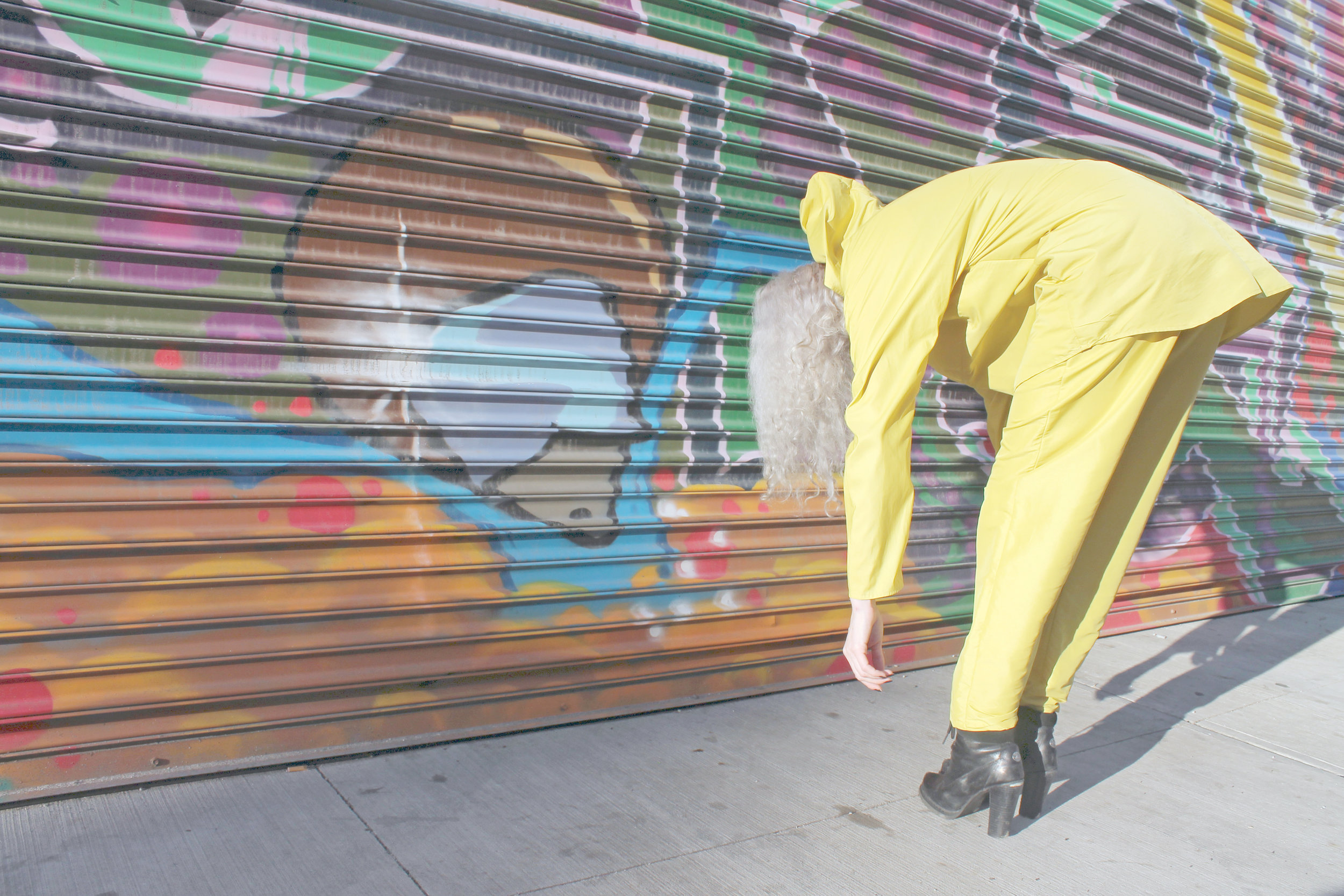 dutch harbot coat  / dutch habor pants