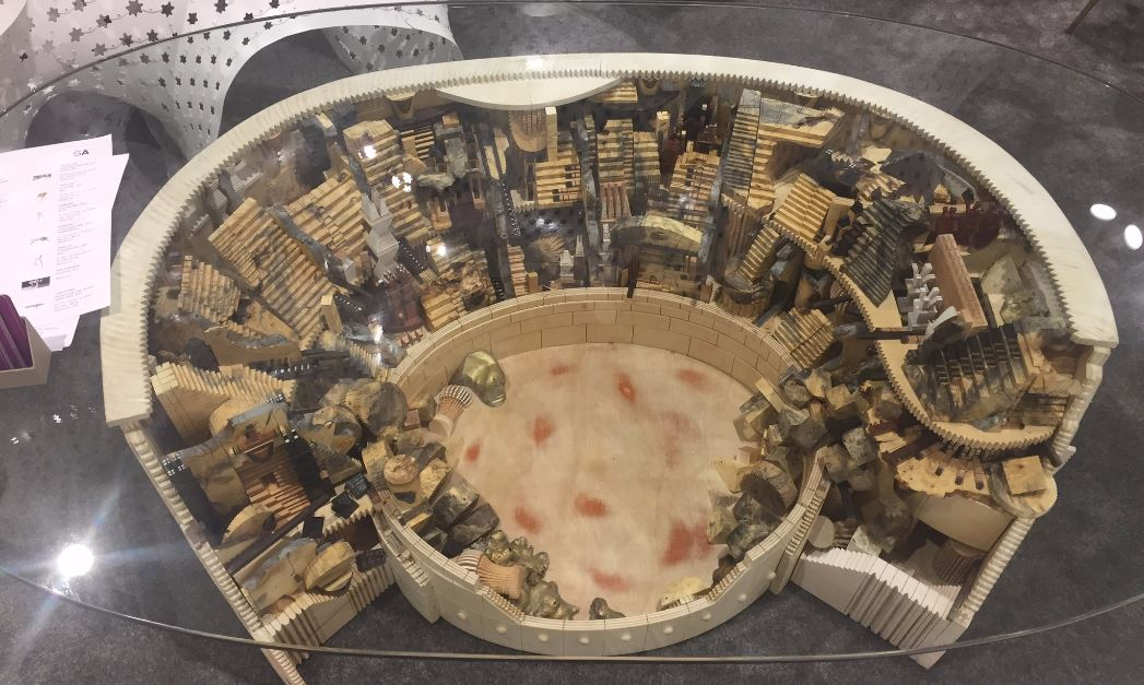 "PO SHUN LEONG ""Colosseum Coffee Table"""