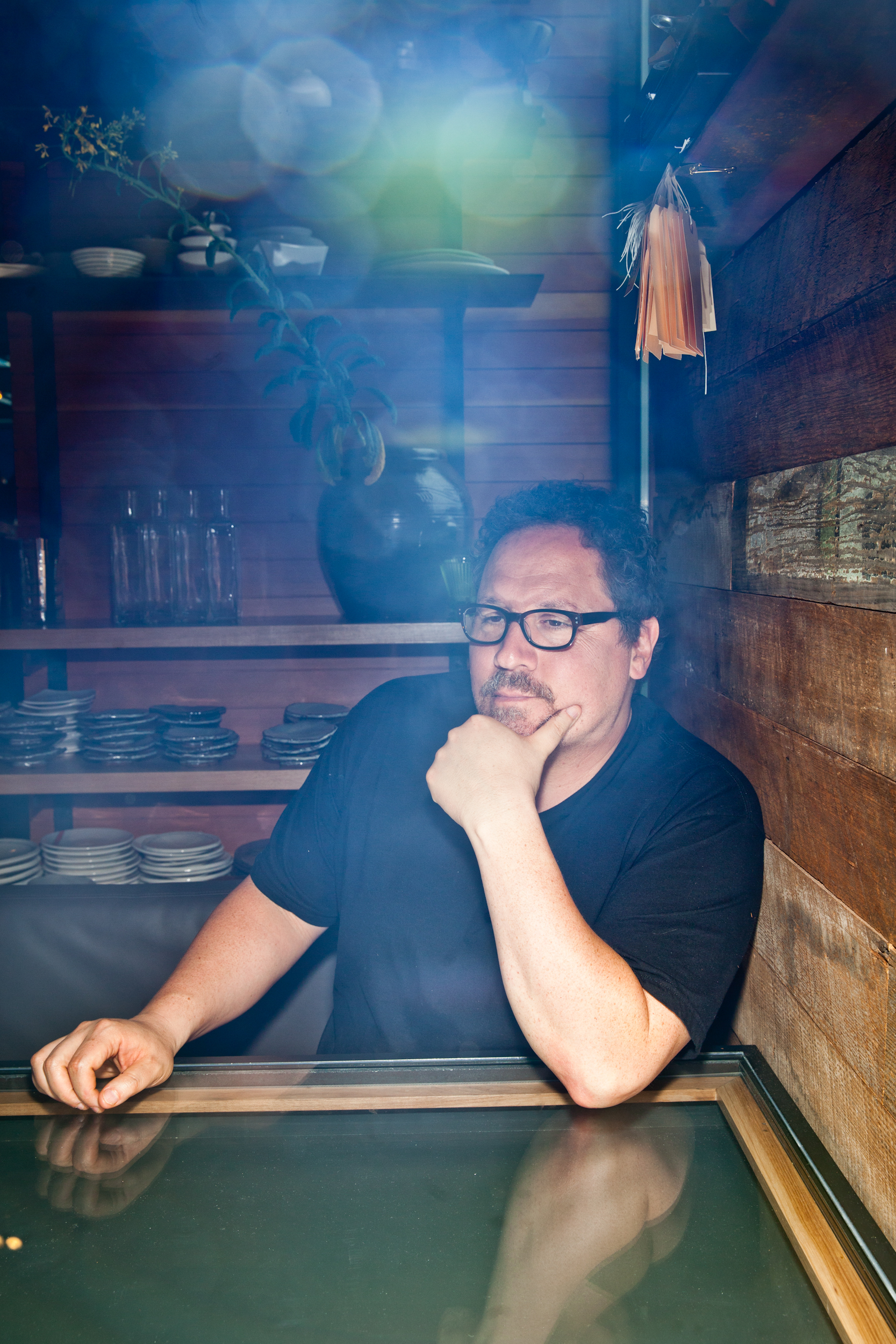 Jon Favreau for WIRED.