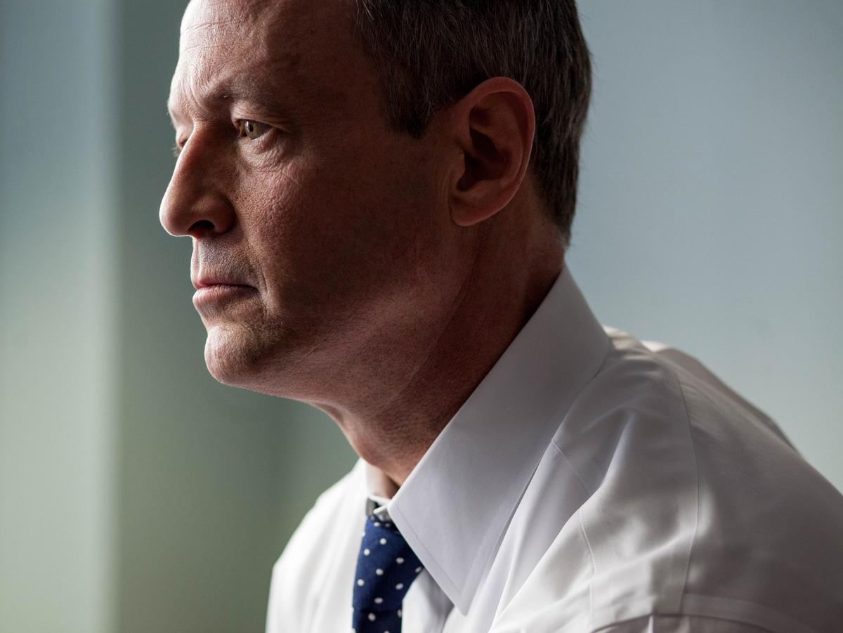 Martin O'Malley for  NPR .