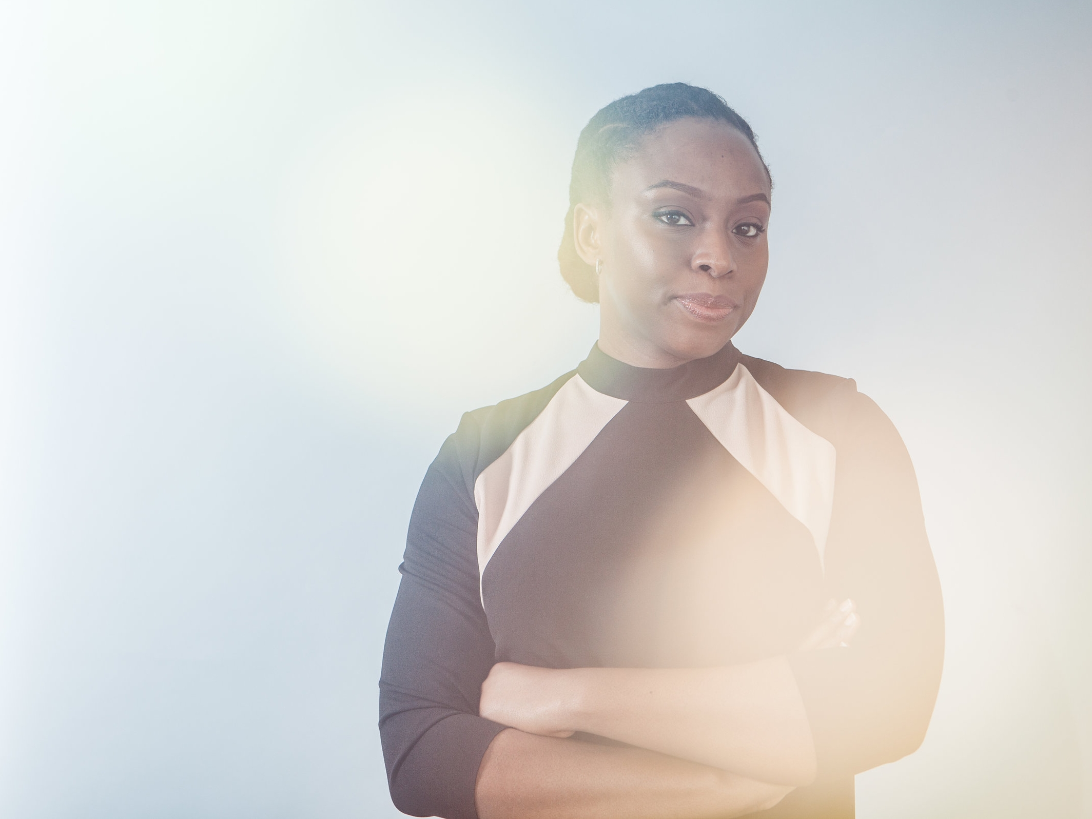 Chimamanda Adichie for  NPR