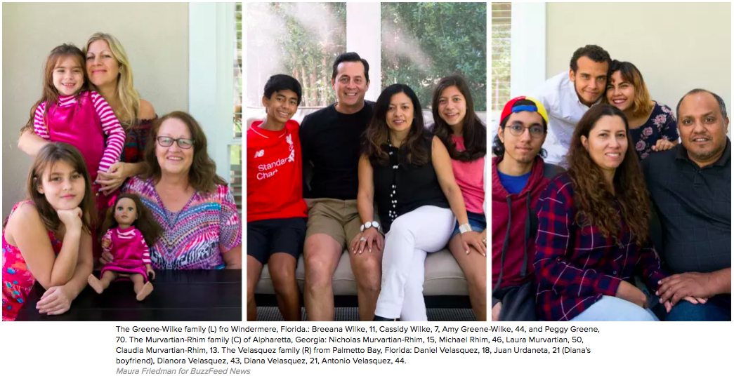 Photography + Writing: Maura Friedman for Buzzfeed News  Photo + Text Editing: Ariel Zambelich  Story: These Florida Families Were Desperate For A Place To Stay During Irma. So Strangers Took Them In.
