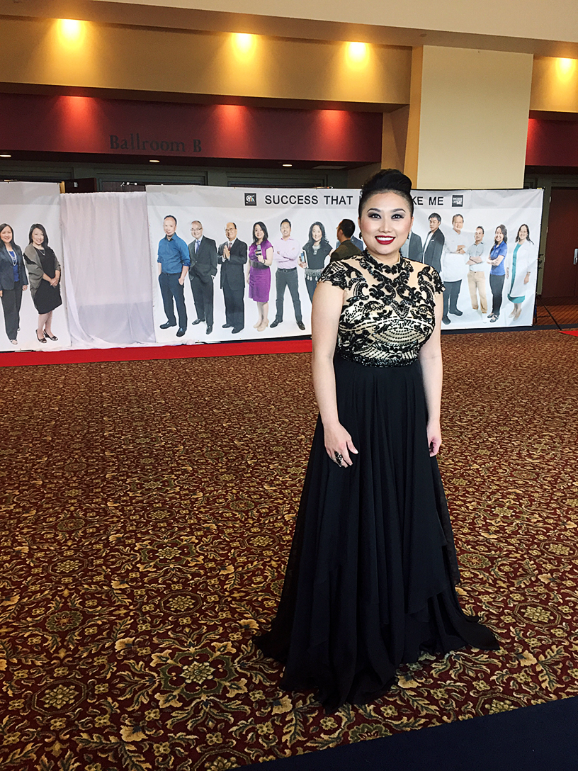 """Success That Looks Like Me"" Fundraiser Banquet - November 22, 2015"