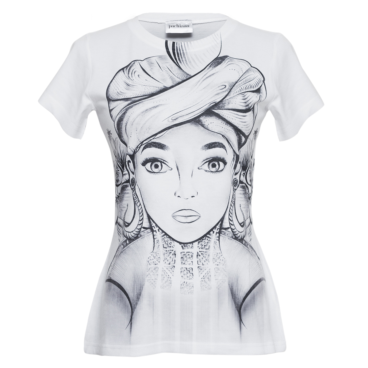 """""""Innocence of Hmong Beauty Graphic Tee""""   Image Courtesy of Pa Chia Xiong"""